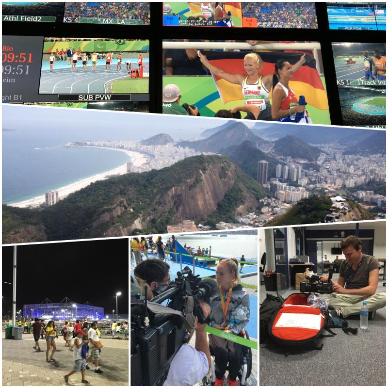 Impressionen Rio 2016