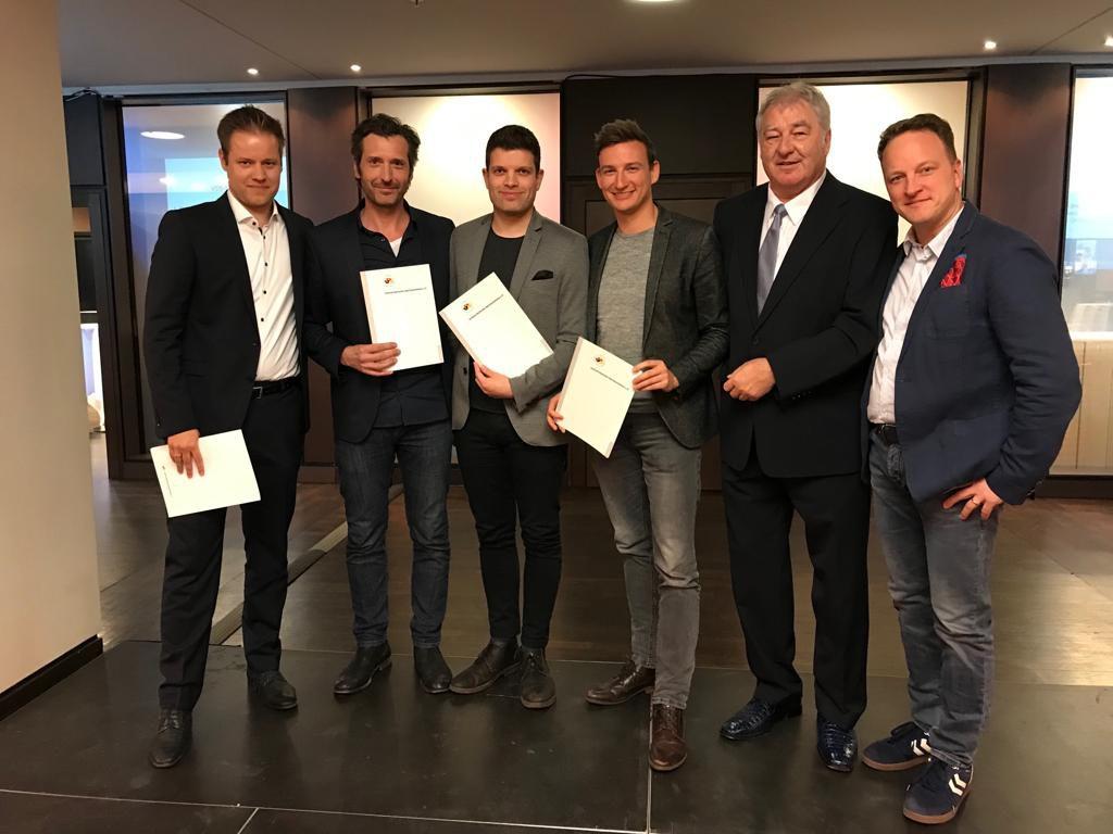 Gewinner VDS-Fernsehpreis 2018